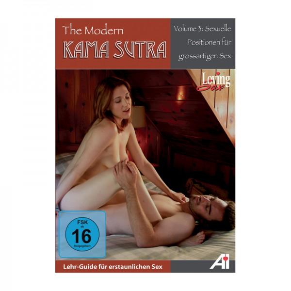 """DVD A.I. """"The Modern Kama Sutra Vol. 3"""" (FSK16)"""