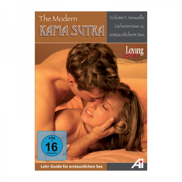"DVD A.I. ""The Modern Kama Sutra Vol. 1"" (FSK16)"