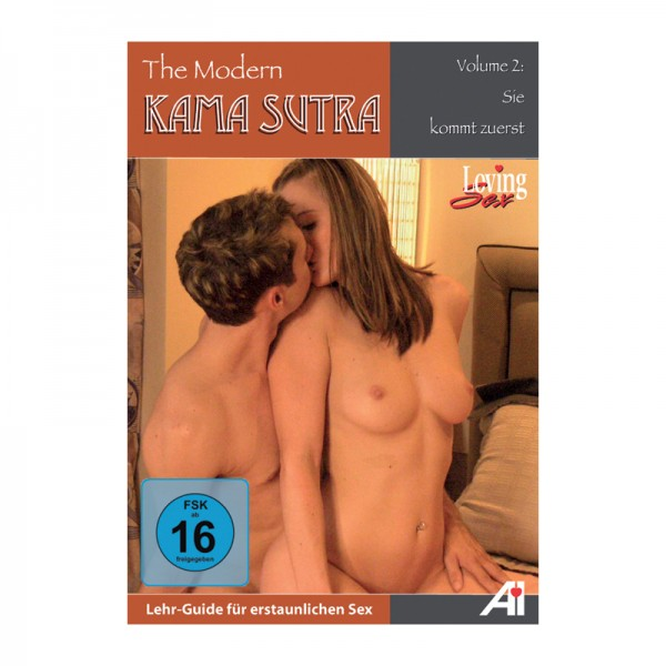 "DVD A.I. ""The Modern Kama Sutra Vol. 2"" (FSK16)"