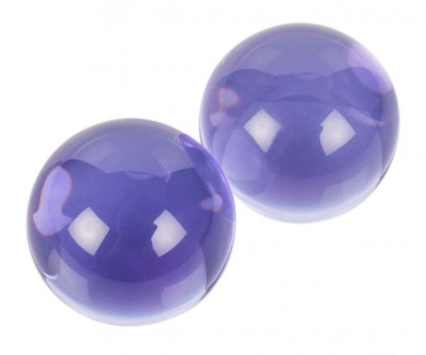 Liebeskugeln purple